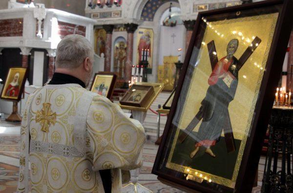 Икона святого апостола Андрея Первозванного - о чем молятся