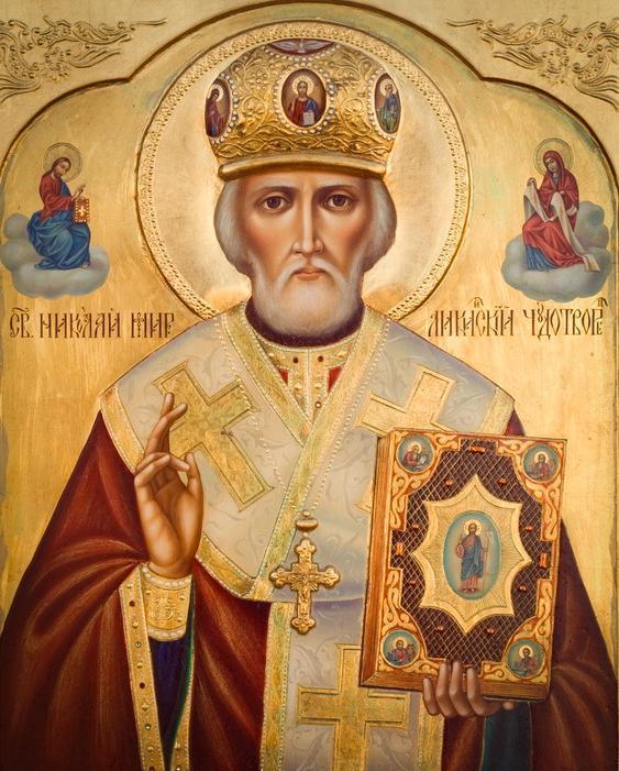 Молитва Чудотворцу Николаю о помощи в делах