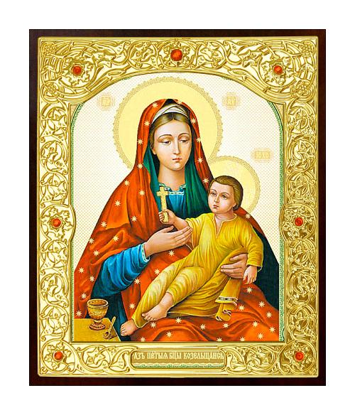 Молитва о замужестве Пресвятой Богородице