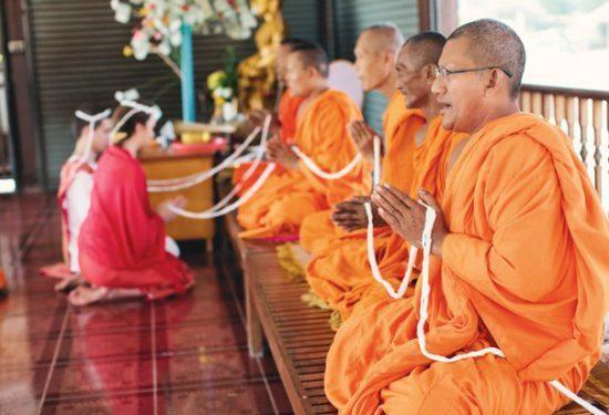 Религиозные обряды в буддизме