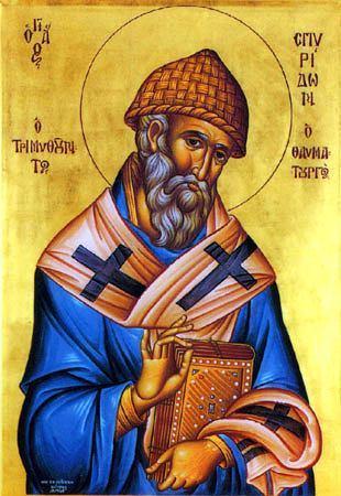 Молитва Спиридону Тримифунтскому на удачу и успех во всем, на деньги