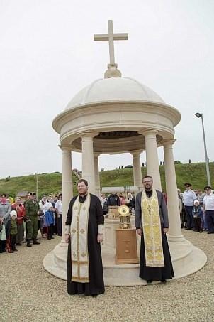 Святой источник блаженной Матроны в Ливенском районе Орловской области