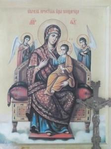 Молитва Матери Божьей Пантанасса (Всецарице)