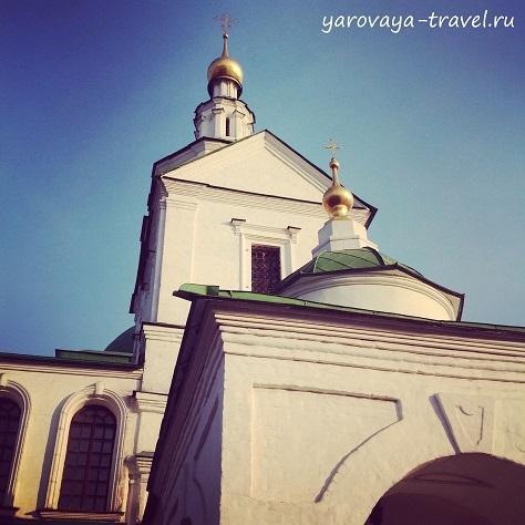 Башмачок Спиридона Тримифунтского в Москве