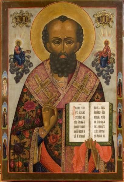 Благодарственная молитва Николаю Чудотворцу за помощь текст на русском