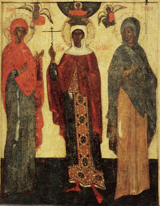 Мощи Великомученицы Варвары