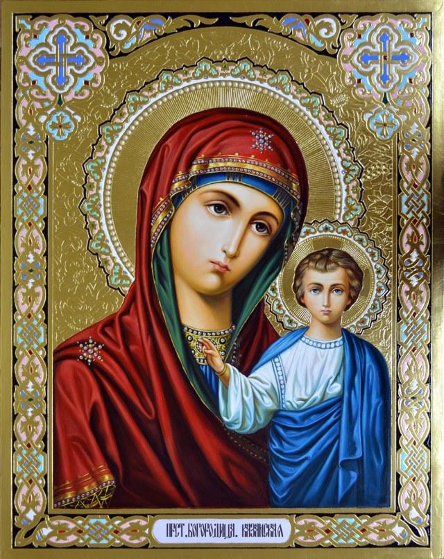 «Сон» Пресвятой Богородицы - чудодейственная молитва от беды, на желание