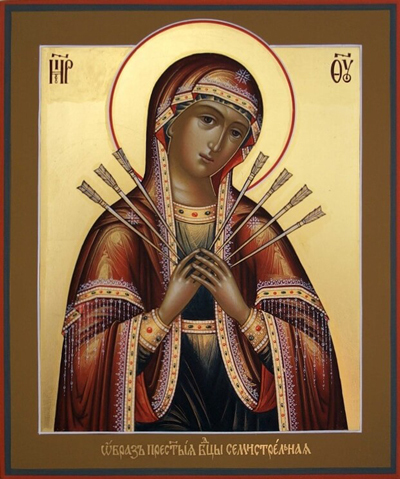Молитва для примирения в семье иконе Пресвятой Богородицы