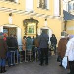 Храм Матроны Московской на Таганке адрес, как доехать и часы работы