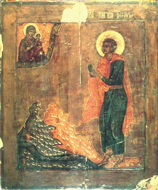 Молитва Вонифатию от пьянства