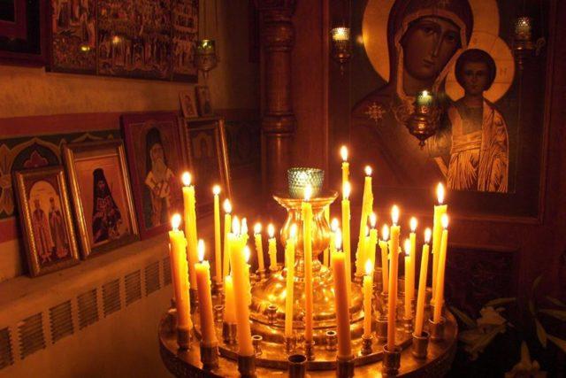 Сильная молитва от алкоголизма