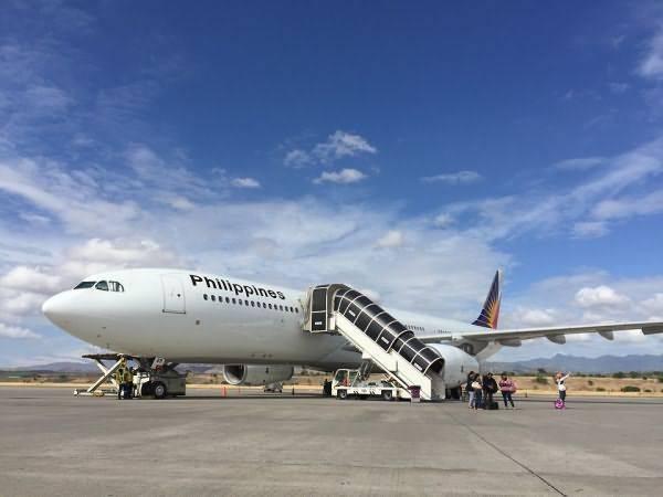 Молитва о путешествующих на самолете