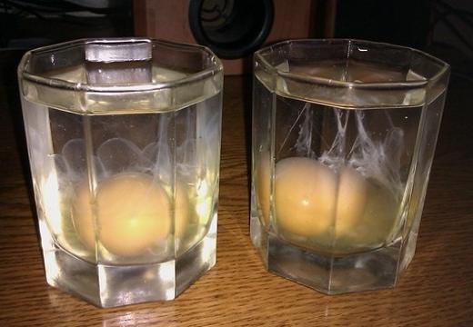 Как яйцом проверить есть ли порча