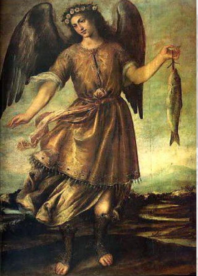 Икона целителю архангелу Рафаилу в чем помогает