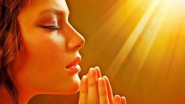 Сильная молитва для похудения