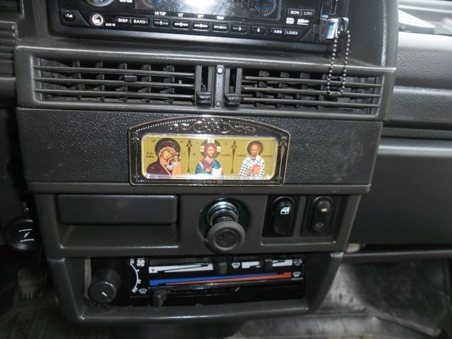 Молитва Николаю Чудотворцу в дорогу водителю