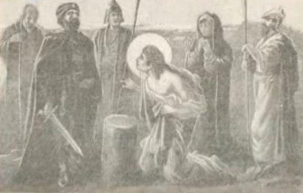 Источник великомученицы Варвары