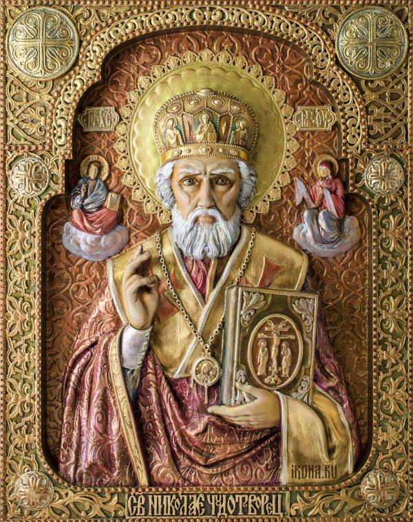 Молитва Николаю Чудотворцу об исцелении от болезней