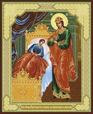 Молитва для беременных о вынашивании и рождении здорового ребёнка