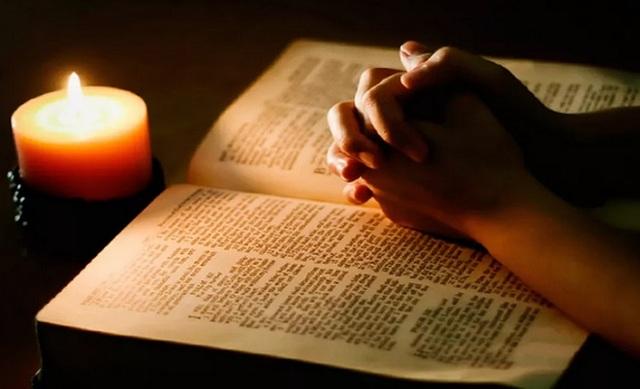 Молитва от температуры у ребенка