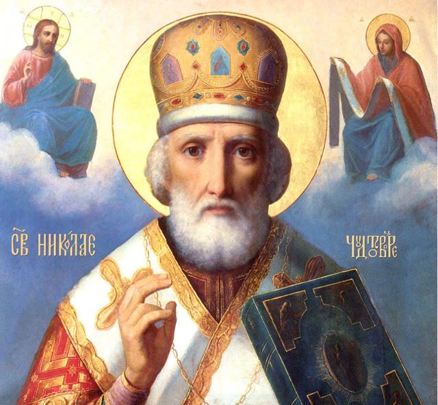 Тропарь святителю Николаю Чудотворцу текст, зачем читают
