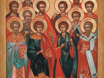Молитва об исцелении ребенка Пантелеймону Целителю