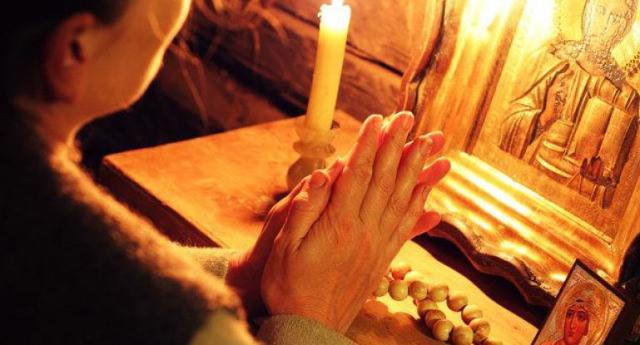 Сильная молитва от злых людей