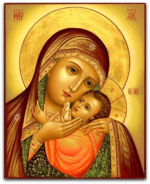 Материнская молитва за свое чадо