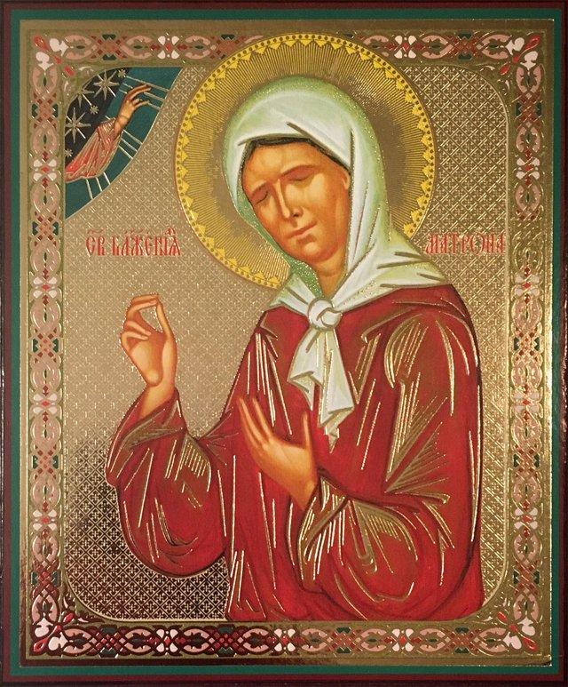 Молитва Матроне Московской о парне, о любви, чтобы вернуть парня