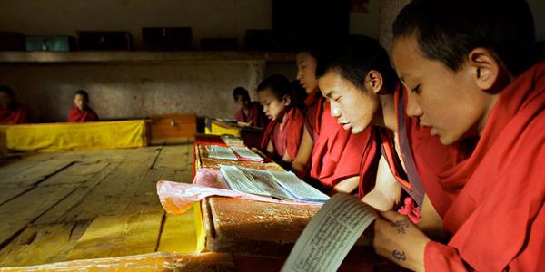 Основные школы буддизма