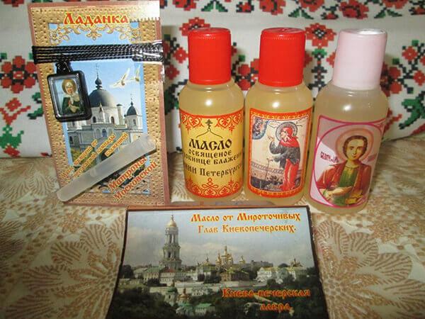 Масло Матроны Московской: применение, где взять, как пользоваться