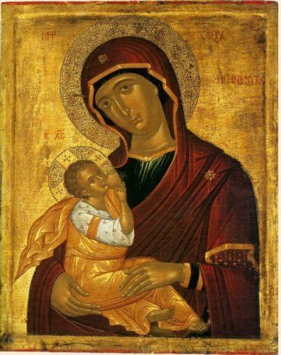 Икона Божией Матери и Иисуса Христа: значение и ее помощь