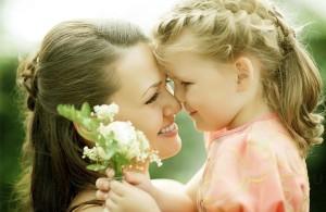 Молитва благословения матери
