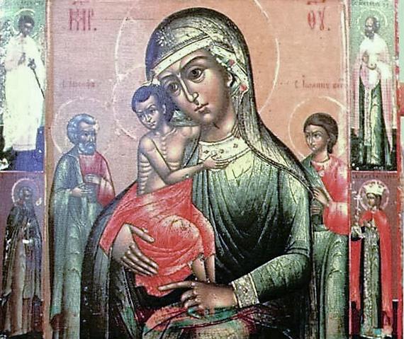 Божья Матерь «Три радости» в чем помогает и о чем молятся