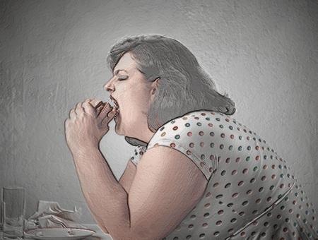 Порча на ожирение, как определить и снять