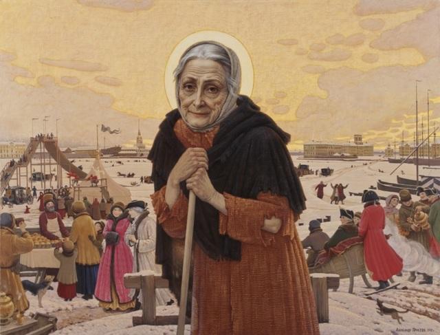 Святая Ксения Петербургская: житие и чудеса
