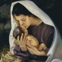 Молитва роженице Пресвятой Богородице при родах