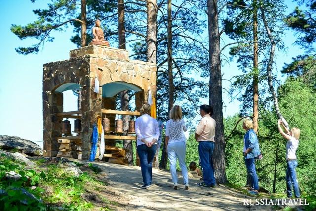 Храмы буддизма в России