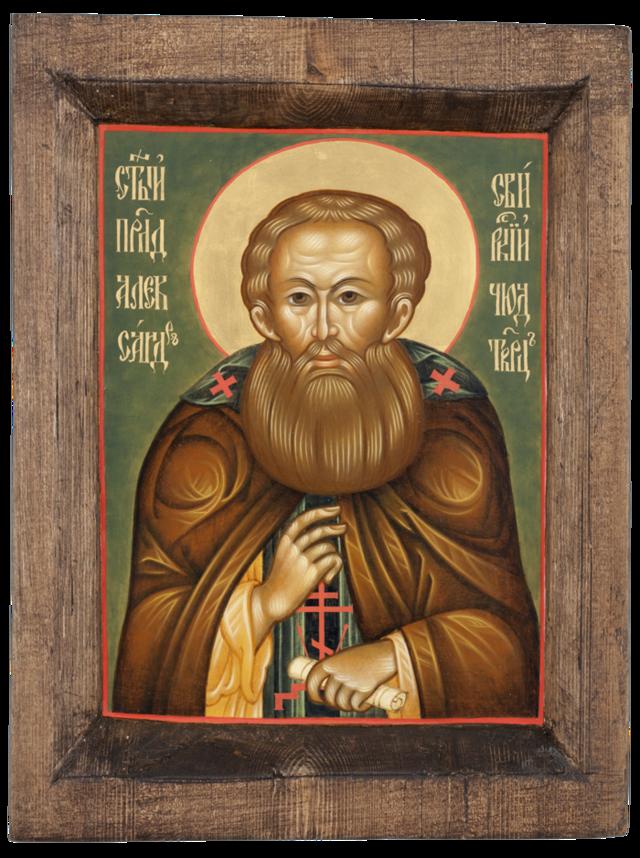Мощи Александра Свирского, чудеса и где находятся