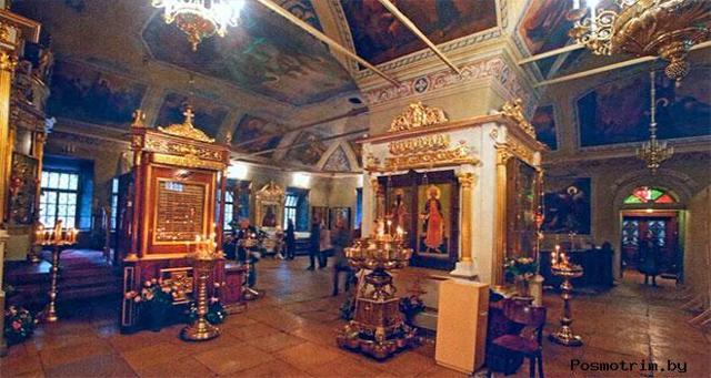 Храм Николая Чудотворца в Хамовниках, история, расписание богослужений