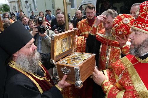 Святые мощи Александра Невского, где хранятся