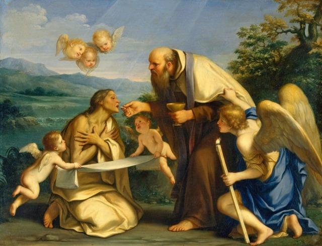 Житие Святой Преподобной Марии Египетской