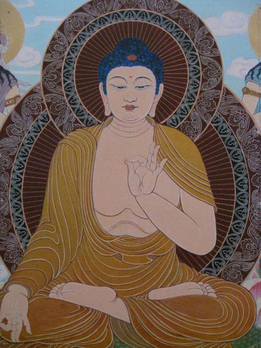 Главные заповеди буддизма