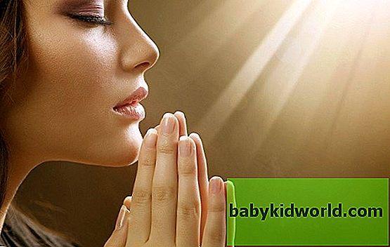Молитва, которая изменит жизнь к лучшему