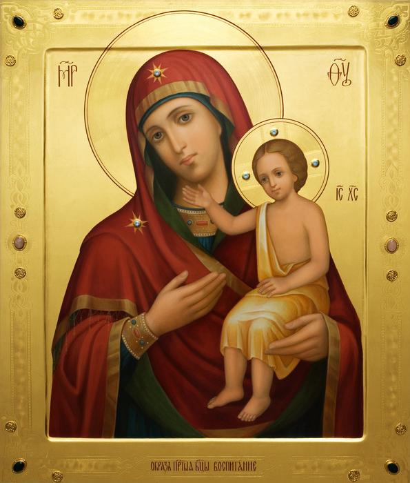 Сильная молитва матери о детях