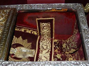 Мощи Спиридона Тримифунтского в чем помогают и где находятся