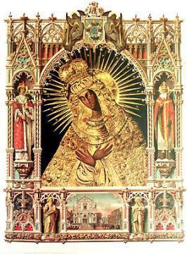 Молитва Остробрамской Божьей Матери в чем помогает, текст