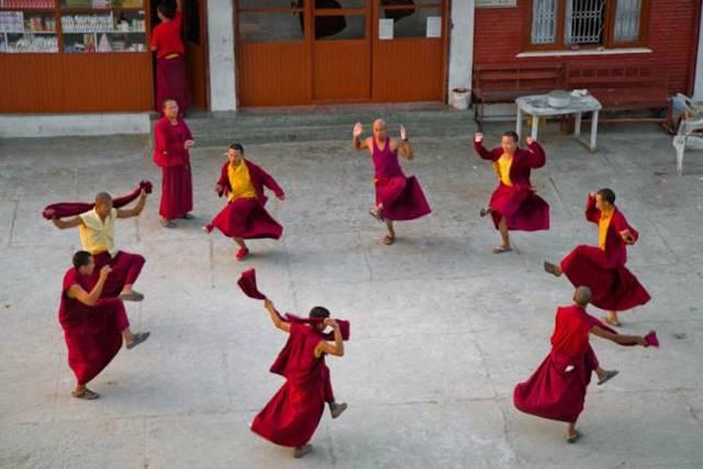 Система высших практик тибетского буддизма