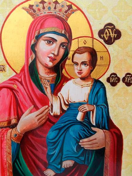 Молитва иконе Иверской Божьей Матери в чем помогает