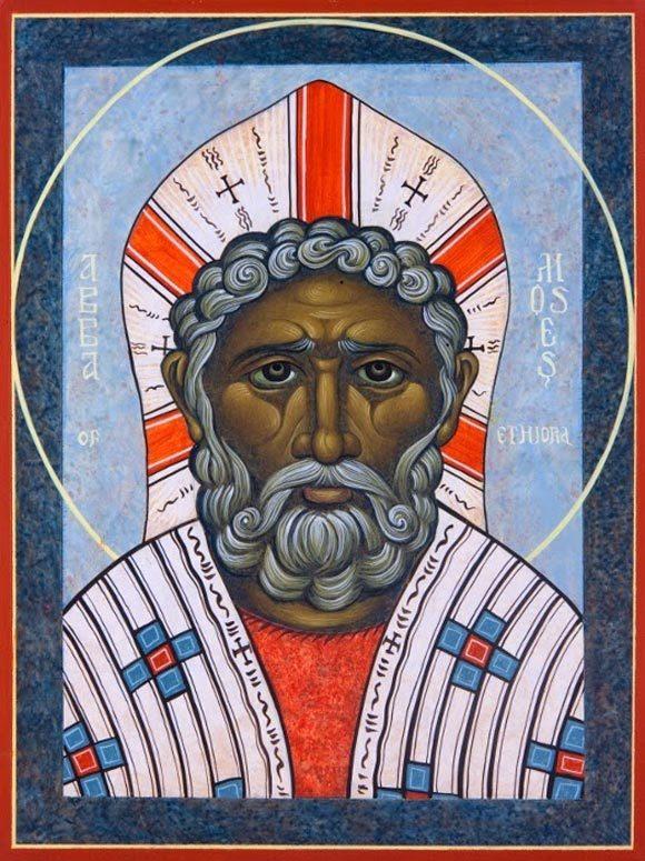 Икона Моисея Мурина